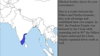 The Chola Dynasty of India
