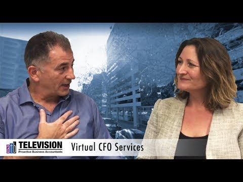 Jim Vass discusses Virtual CFO Services for Sophia Symeou from INS