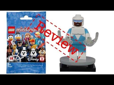 FIGURINE MINIFIGURE LEGO DISNEY SERIE 2 71024 N° 18 FROZONE LES INDESTRUCTIBLES