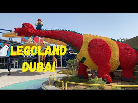 #Legoland Dubai #Bollywood Parks #Legoman