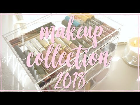 MAKEUP COLLECTION 2018  | Cruelty Free | Simplified | Refined