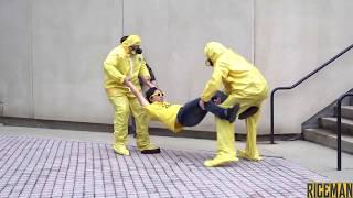 Nesi Komik - Corona Şakası (TÜRKİYE'DE KORONA VİRÜS) / Coronavirus prank