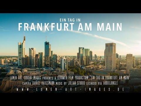 Ein Tag in Frankfurt am Main
