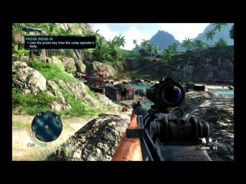 FarCry 3: Assorted Tomfoolery - You Are Tearing Me Apart Liza!