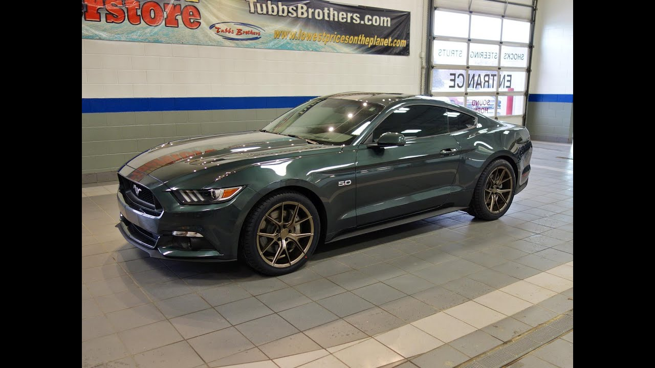 2015 mustang gt premium 5 0 for sale at tubbs brothers sandusky mi