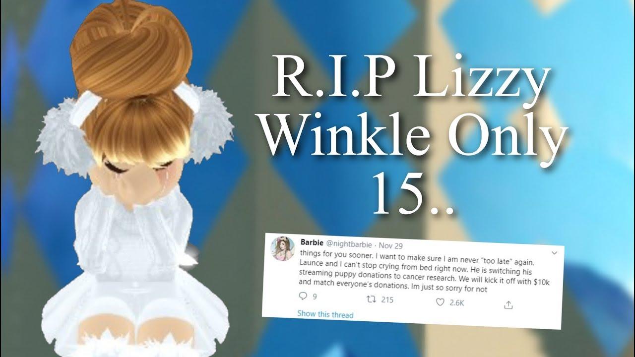 Lizzy Twitch