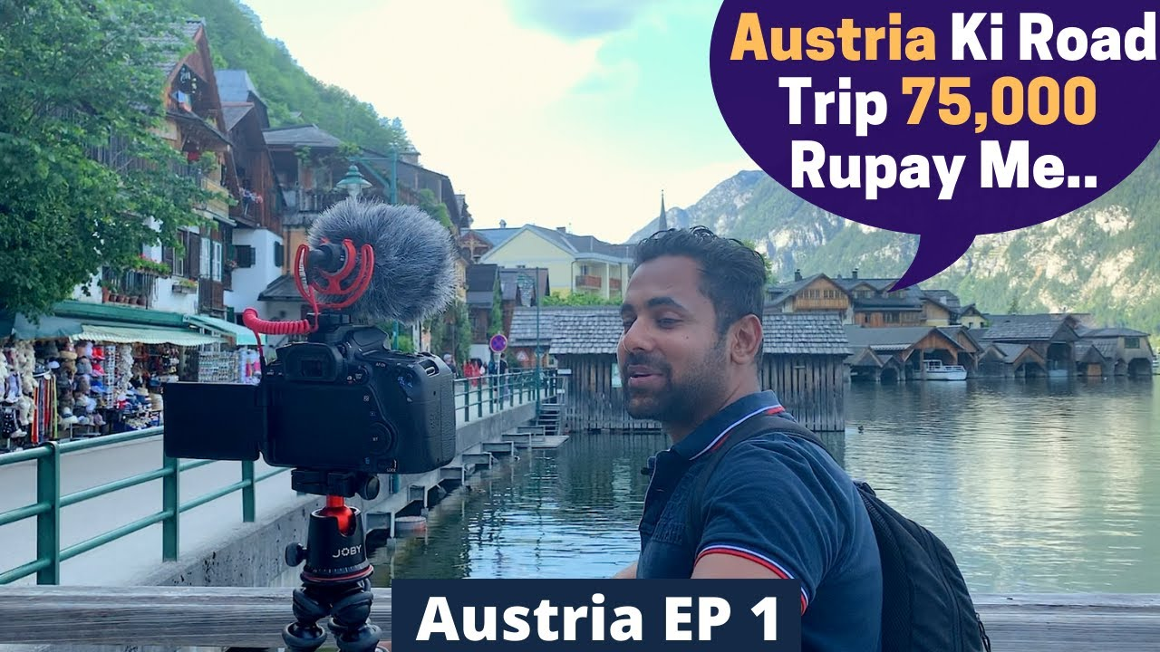 An Indian On A Budget Road trip Of Austria. The TD Flashback Series!