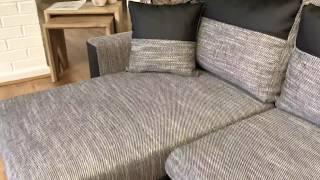 Flavio Storage Sofabed Chaise