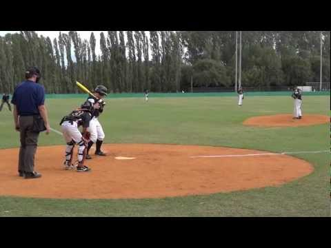 National Batting Champion - Nathan Picchioni - U14 Australia Baseball Nationals - 2013