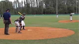 Nathan Picchioni - U14 Baseball Australia Nationals - 2013.m4v