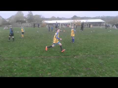 My First Goal For Borras Park Albion!