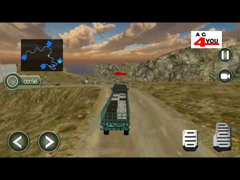 OffRoad US Army Transport APK file free download