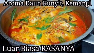 Resep Gulai  KEPALA Ikan. Dengan Rasa Khas Dedaunan. Menu Buka .
