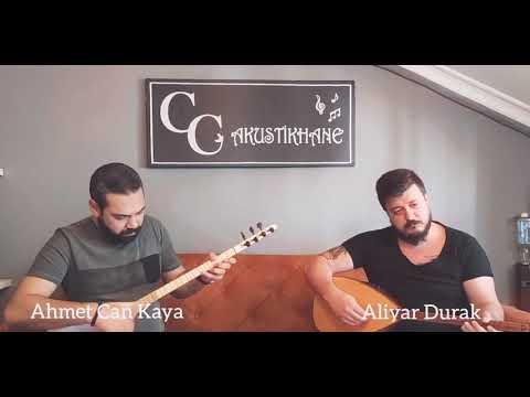 Nedir Bu Telaşın Kederin -Ahmet Can Kaya ve Aliyar Durak . #akustik #türkü #bağlama #müzik