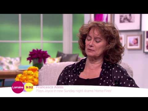 Francesca Annis On Women In War  Lorraine