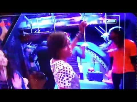 iCarly Michelle Obama Random Dancing! HD January 23, 2012