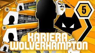 FIFA 19: KARIERA WOLVES | #5 NOWY KOZAK!