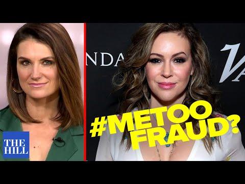 Krystal Ball Alyssa Milano Revealed As A Metoo Fraud Youtube