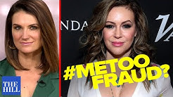 Krystal Ball: Alyssa Milano REVEALED as a #MeToo fraud