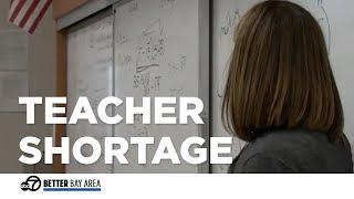 Bay Area schools resort to extreme measures amid teacher shortage