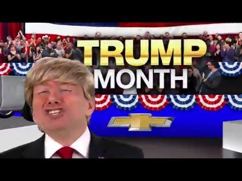 David Stanley Chevrolet Trump Month