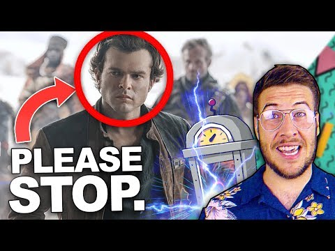 Time Traveler Discovers 'Solo: A Star Wars Story' - THE FUTURE IS DUMB