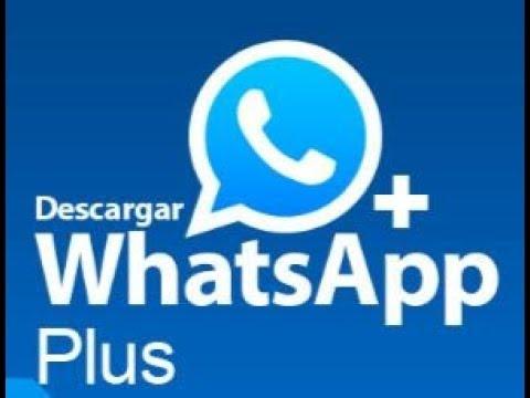 descargar whatsapp plus apk v6.81 versión más reciente