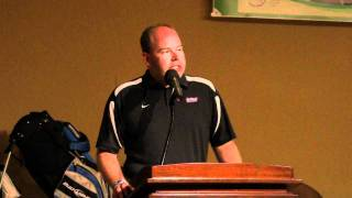Introduction at IFI Tom Dreesen Celebrity Golf Classic & Dinner