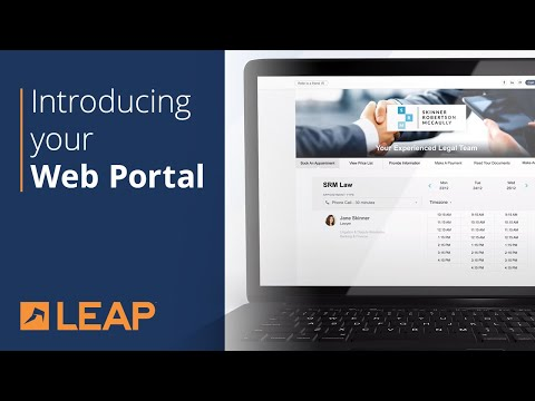 Introducing Your Web Portal