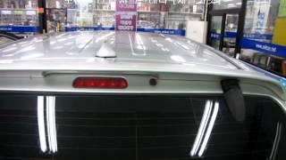 쏘렌토 LED 샤크안테나