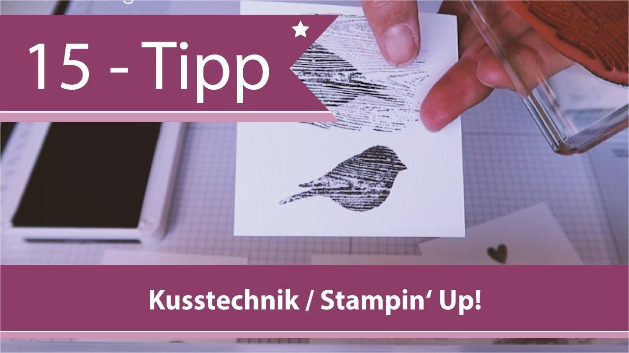 Download 15 - Tipps/Tricks von Andrea Herrfurth – Kusstechnik / Stampin' Up!