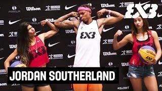 Jordan Southerland - Dunk Mixtape - FIBA 3x3 Video