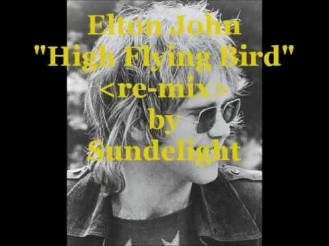 Elton John High Flying Bird Covered 2 By Sundelight
