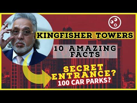 Top 10 Amazing Facts Of Kingfisher Towers UB City Mall Bangalore|Vijay Mallaya's Secret Entrance?