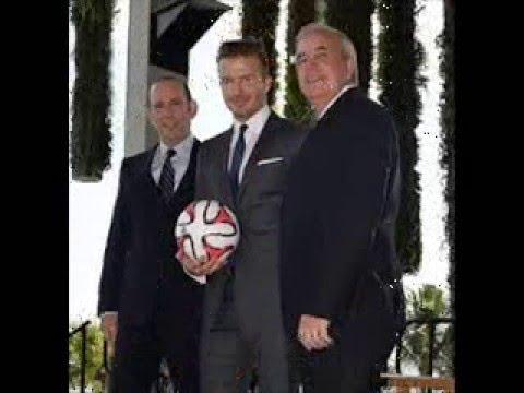 David Beckham Scores Soccer Stadium Spot In Miami