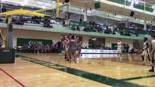 Aboudi Hijazi Basketball Highlights (Grade 10, senior level, 2017/18)