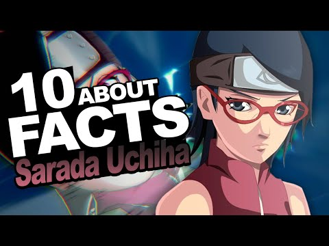 "10 Facts About Sarada Uchiha You Should Know!!! w/ ShinoBeenTrill ""Naruto Shippuden"""