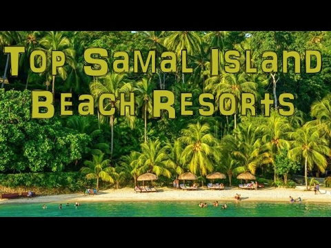 Best Samal Island Beach Resorts