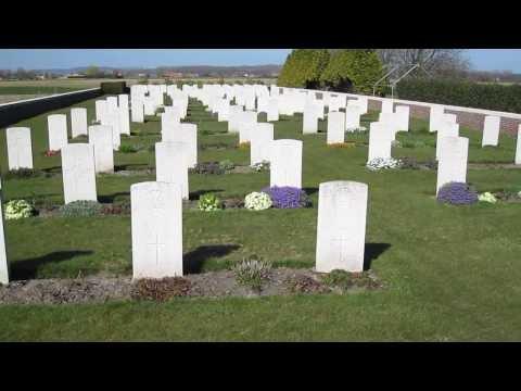 Gunners Farm Military Cemetery & Calvaire (Essex) Military Cemetery 1914 - 1918