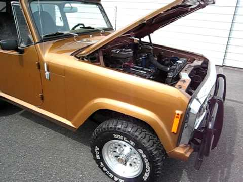 1972 Jeep Commando For Sale - YouTube