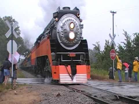 Southern Pacific 4449 (Train Festival 2009), 07-23-2009 #2