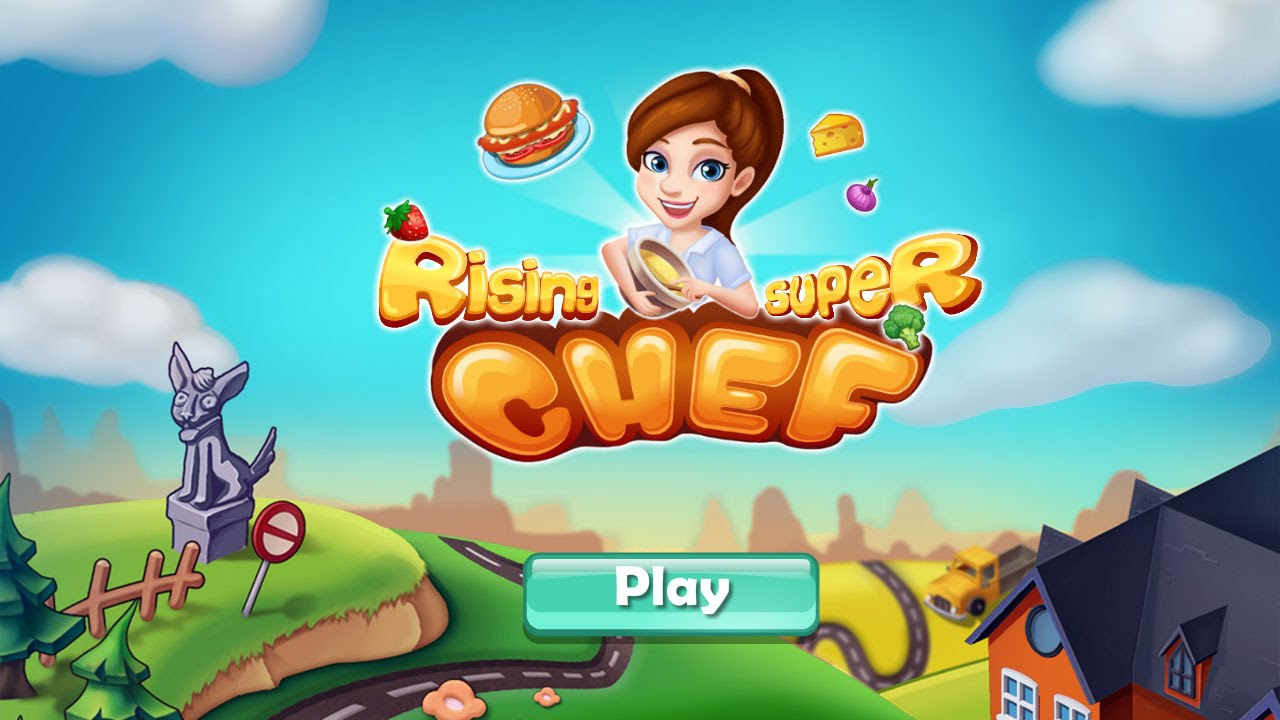 Image result for Rising Super Chef : Cooking Game