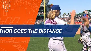 Thor goes the distance
