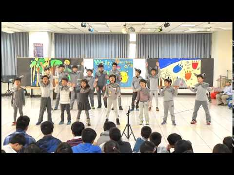 2016 MAR Elementary School Musical - We Are Monsters