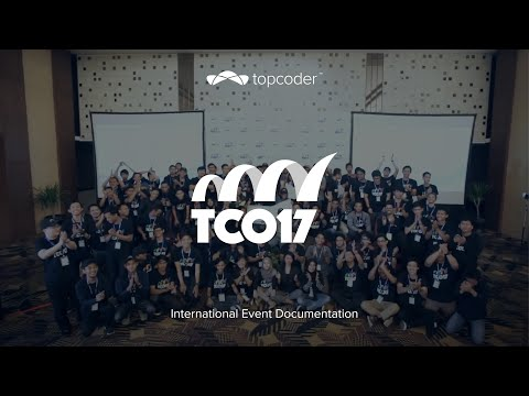 TOP Coder Indonesia 2017