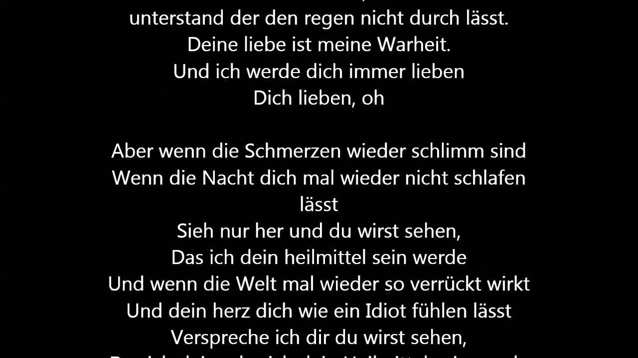 Remedy [Deutsche Übersetzung / German Lyrics