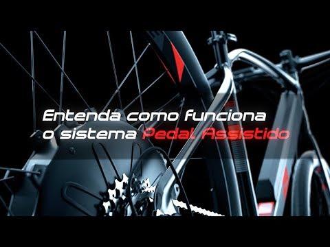25bf02ce9 Sistema Pedal Assistido - Conheça a tecnologia utilizada nas bicicletas  elétricas Sense Bike