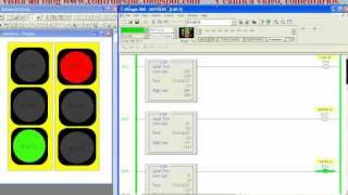 Cooking | semaforo, plc, electronica, automatizacion, rsview, rslogix 500, slc 500.avi