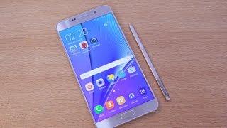 видео Видео обзор Samsung Galaxy Note 5 | Смотреть полный обзор Галакси Ноте 5 на сайте официального магазина Самсунг