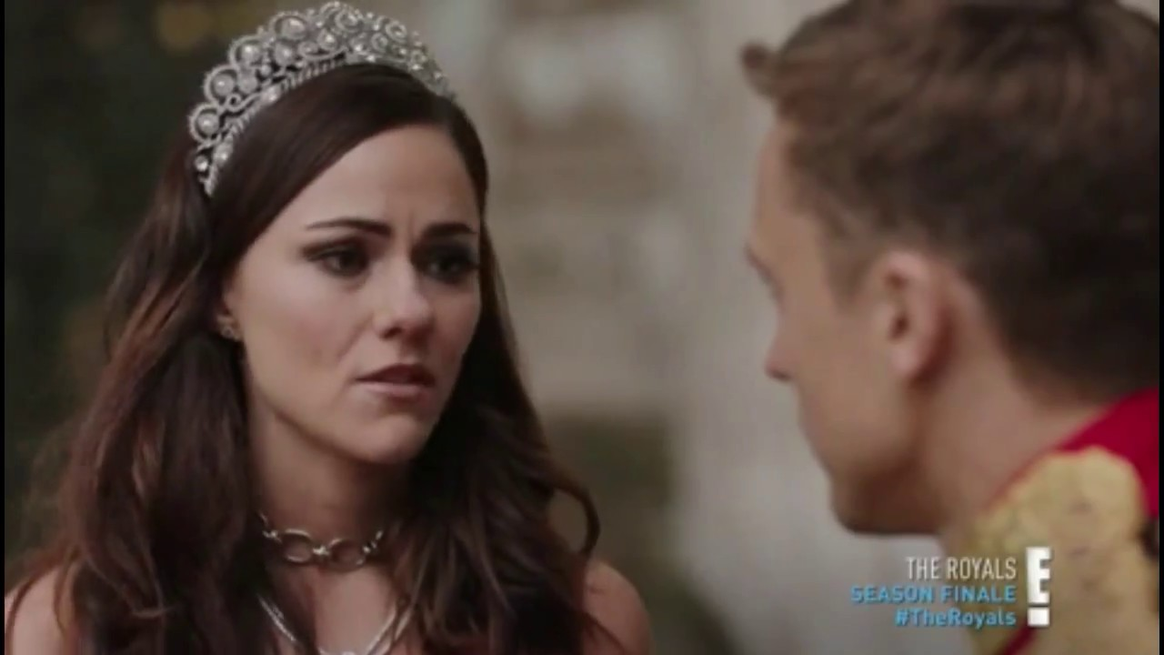 Download Robert Needs To Talk To Willow! - The Royals 4x10 'I'm Sorry I Didn't Believe In You!'